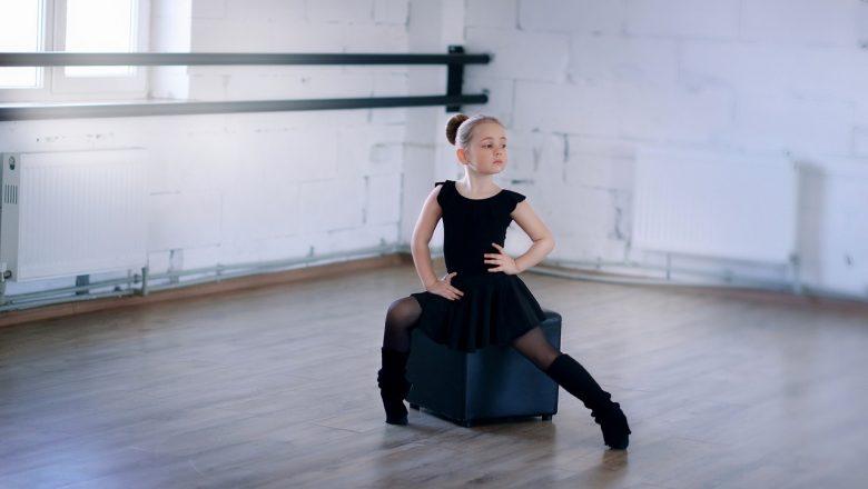 Jaki strój potrzebny na zajęcia z baletu?