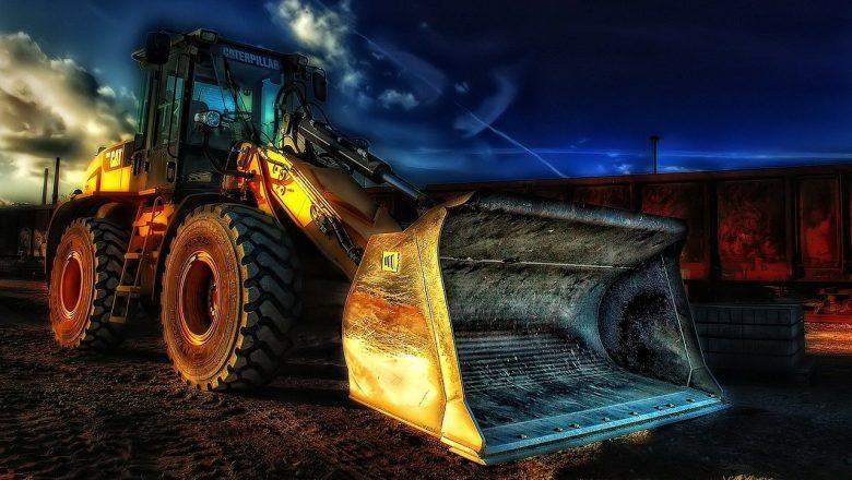 Maszyny i sprzęt budowlany można wypożyczyć