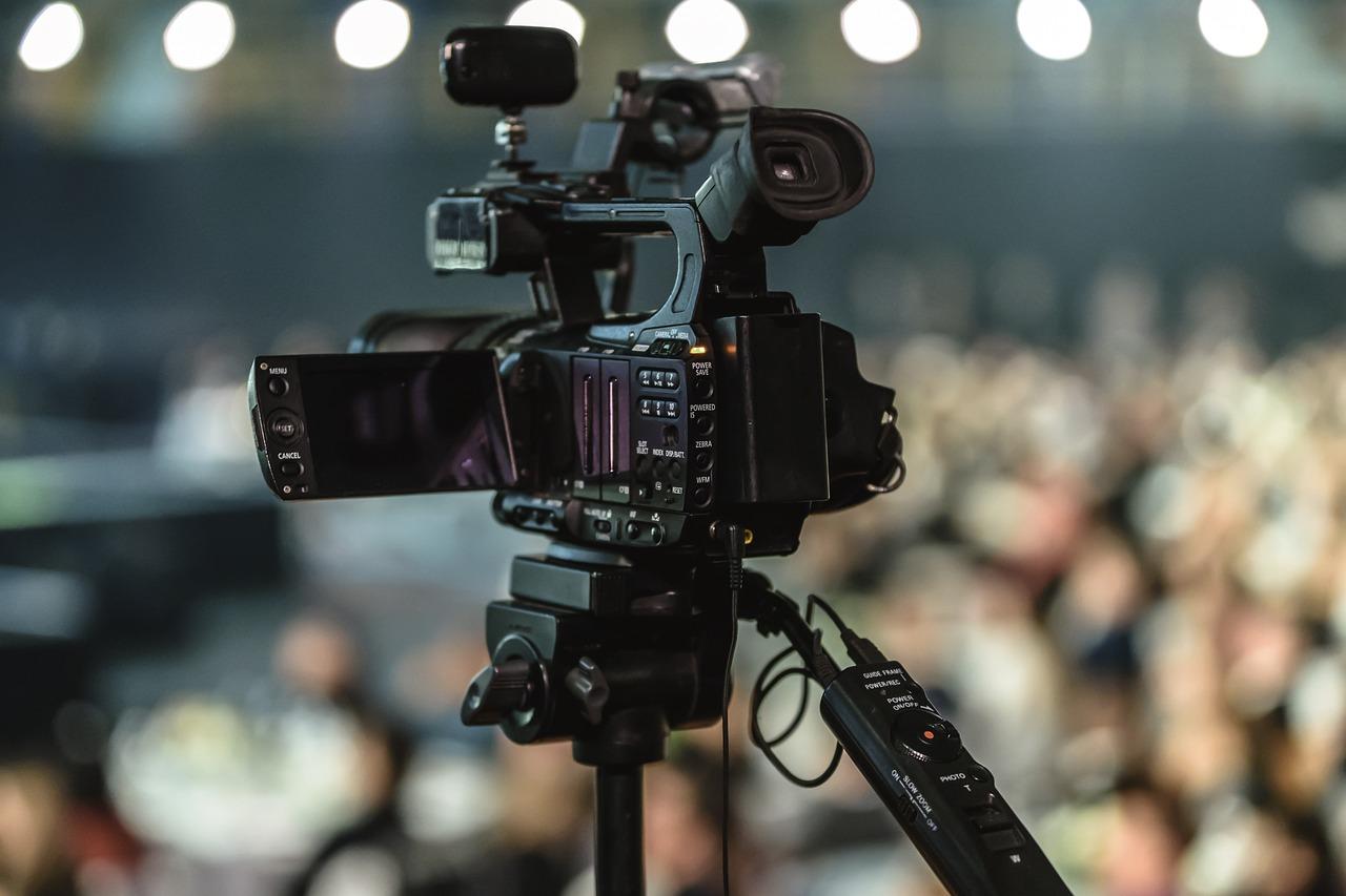 Nowoczesne studio video