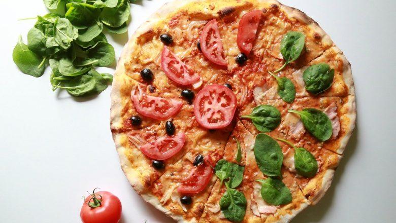 Smaczna pizza prosto z Wrocławia